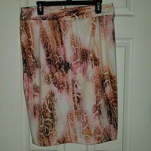 Fun Calvin Klein skirt